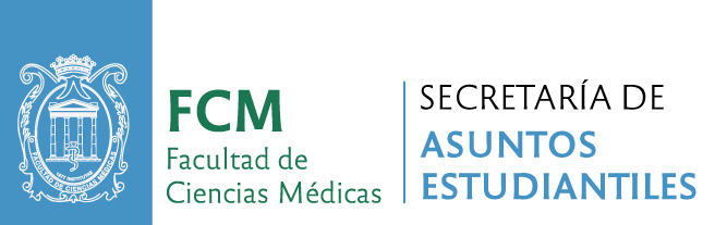 Secretaría de Asuntos Estudiantiles Logo